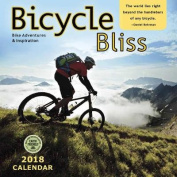 Bicycle Bliss 2018 Wall Calendar