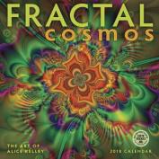 Fractal Cosmos 2018 Wall Calendar