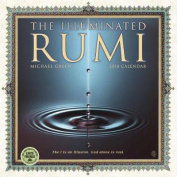 Illuminated Rumi 2018 Wall Calendar