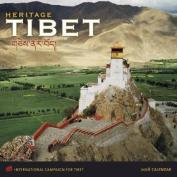 Heritage Tibet 2018 Wall Calendar