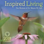 Inspired Living 2018 Wall Calendar