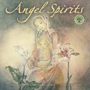 Angel Spirits 2018 Wall Calendar