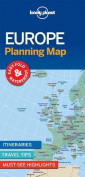 Europe Planning Map