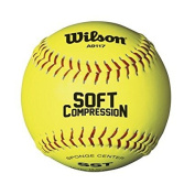 Wilson A9117 Soft Compression Softball