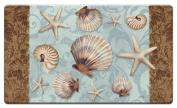 Counter Art 'Coastal Charm' Anti Fatigue Floor Mat, 80cm x 50cm