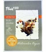 Fluid 100 Watercolour Cp 60kg Ez-Block 18X24