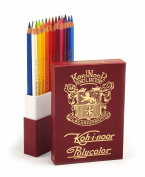 Koh-I-Noor Hardtmuth Set of Retro Polycolor Pencils 3824 - 24