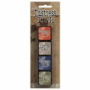 Ranger TDPK-40354 Distress Mini Ink Kits-Kit 5 by Ranger Products