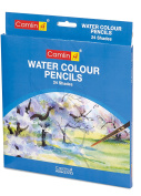 Camel Water Colour Pencil - 24 Shades