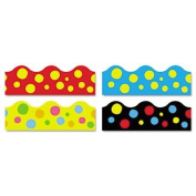 Trend Terrific Trimmers Variety Pack - Lotsa Spots - x 48m - Assorted