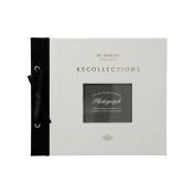 Marks decorative lap album · chic decorative white DCP - AL 11 - WH