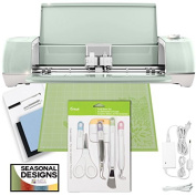Cricut Explore Air 2 Machine Bundle with Tool Kit & Seasonal Designs
