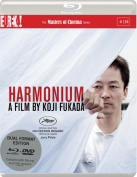 Harmonium - The Masters of Cinema Series [Region B] [Blu-ray]