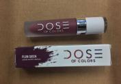 Dose of Colour Liquid matte lipstick - Plum Queen - 5ml