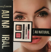 ProFusion Au Natural Eye & Lip Makeup Gift Set