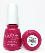 Gelaze by China Glaze - Gel-n-Base In One 0.5oz/ 14ml