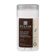Eclair Naturals Dual Action Deodorant Unscented 45ml