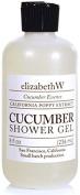 elizabethW Cucumber Shower Gel - 240mls