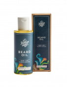 Natural Beard Oil Basil Lime & Orange 100ml Irish Made