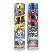 Crazy Foam Transformers