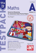 11+ Maths Year 4/5 Testpack a Papers 1-4