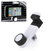 LG G6 Compatible Car Mount AC Air Vent Phone Holder Rotating Cradle Dock Airvent Stand Strong Hold