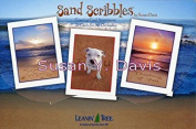 "Sand Scribbles ""Susan Davis"" 20 Greeting Card Assortment #90749 - Retired"