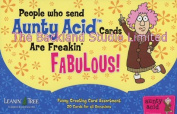 """Aunty Acid """"20"""" Funny Greeting Cards Assortment #90771 - Retired"""