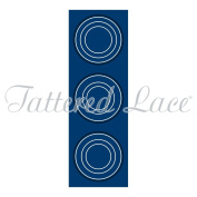Tattered Lace Linking Apertures Circles Cutting Dies ETL547