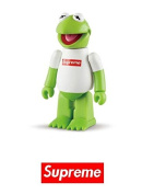 Skateboard Stickers Supreme Kermit Vinyl Sticker 2 Pieces