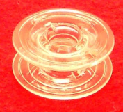 Plastic Bobbins for Bernette Sewing Machines Package of 5