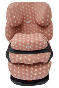 COVER LINER CYBEX PALLAS FIX PINK STAR JANABEBE®
