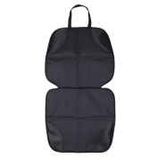 Demiawaking Universal Auto Car Seat Cover Anti Skid PU Leather Car Seat Protector Mat