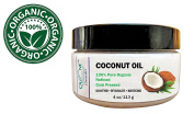 Quane Cosmetics Organic Coconut Oil for Soft , Moisturised Skin & Hair 120ml