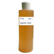60ml, Light Brown - Bargz Perfume - Egyptian Musk Body Oil Scented Fragrance
