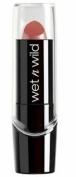 Wet n Wild Silk Finish Lipstick 530D Dark Pink Frost by Wet n Wild Beauty