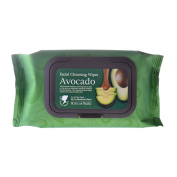 Morgan Miller Facial Cleansing Wipes Avocado