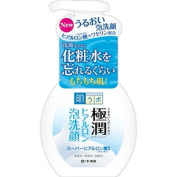 Hadalabo Japan Gokujyun Hyaluronic Acid Moisture Bubble Foaming Cleanser