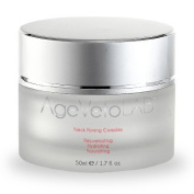 Neck Firming Cream Rejuvenating Moisturising Reduce Wrinkle Appearance Complex By AgeVeto 50Ml