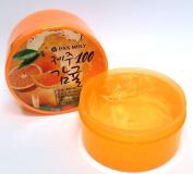[PAX MOLY] Tangerine Soothing Gel 300g X 1EA / Jeju Tangerine 100% / moisture & nourish / Korean Cosmetics