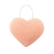 Measurable Difference Natural Konjac Cleansing Sponge, Clay
