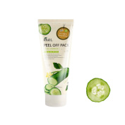 Cucumber Nature Essence Peeling Off Mask Pack Brighteing Face Care