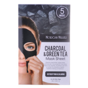 Morgan Miller Charcoal & Green Tea Mask Sheet