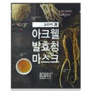 ACWELL Traditional Grain Syrup Bellflower Mask Sheet 25g 10pcs Set for Moisturing