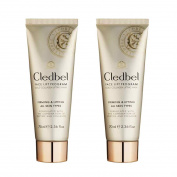 [Cledbel] Face Lift Programme Gold Collagen Lifting Mask 70ml+70ml + Gift 3step Nose pack