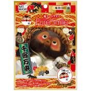 Pure Smile Kotobuki Art Sheet Facial Mask(ことぶき, blessing)Serise, Dragon/Racoon/Chicken 3p Set
