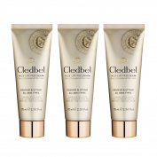 Cledbel Face Lift Programme Gold Collagen Lifting Mask 70ml+70ml+70ml