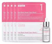 Cellapy Dr.Zium Fast Black Head Clear Mask 3 Steps Set