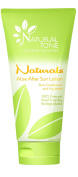 Naturals by Natural Tone. Aloe After Sun Lotion. 100% Natural Skin Conditioner and Hydrator 180ml Tube