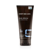 Every Man Jack SPF 30 Body Defence Lotion, Fragrance Free, 6.7 Fluid Ounce